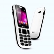 BLU Jenny TV T172T Dual Sim Quadband Unlocked GSM White Cell Phone New