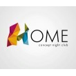"Concept night club ""Home"""