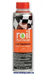 Roil Platinum™ Fuel Treatment – Gasoline / Petrol 375 мл - Добавка в бензин